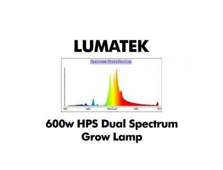 Lumatec Dual 600w фото
