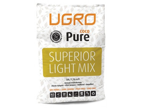 Pure Supererior Light Mix 50 ltr Ugro Испания фото