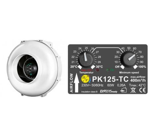 PK 125-TC 400 m/куб Prima Klima Чехия фото