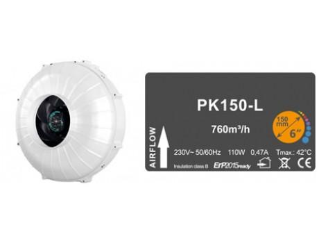 PK 150-L 1скорость 760 куб Prima Klima Чехия купить в Украине фото