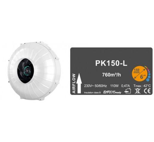 PK 150-L 1скорость 760 куб Prima Klima Чехия фото