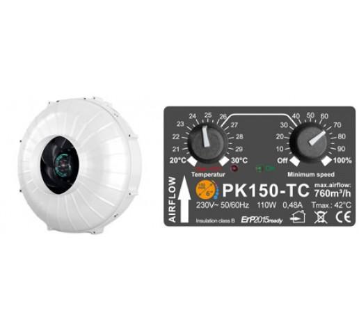 PK 150-TC с выносным датчиком 760 куб Prima Klima Чехия фото
