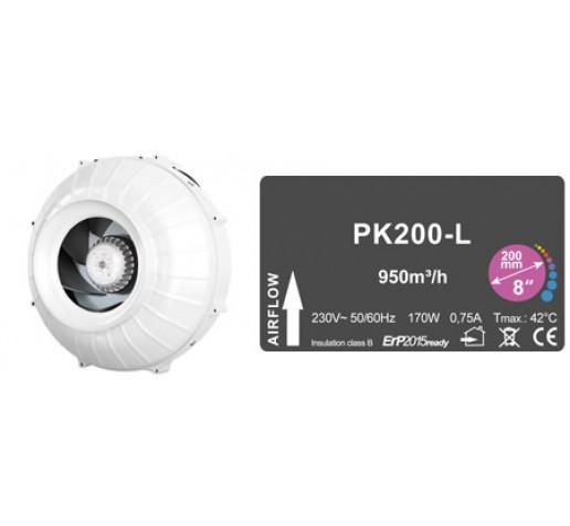 PK 200-L 980 m/куб Prima Klima Чехия фото