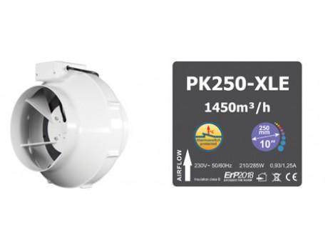 PK 250-XLE 1048 m/куб Prima Klima Чехия купить в Украине фото