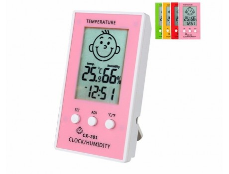 Термо-гигрометр HTS 3.4