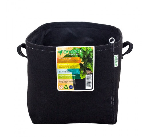 Горшки Fabric pot 15 l Gronest фото