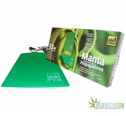 Мат с подогревом 32W Manta 60*30 фото