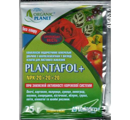 Plantafol 20-20-20 25g фото