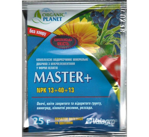 Master 13-40-13 25g фото