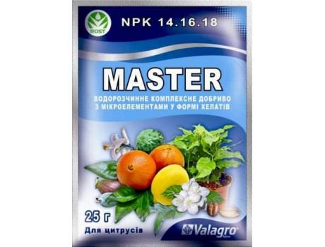 Master для цитрусових 25g купить в Украине фото