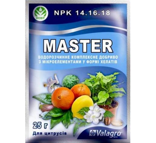 Master для цитрусових 25g фото