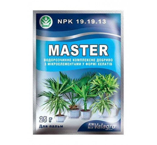 Master для пальм 25g фото