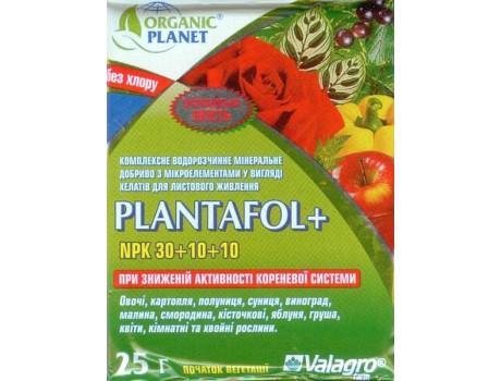 Plantafol 30-10-10 25g купить в Украине фото