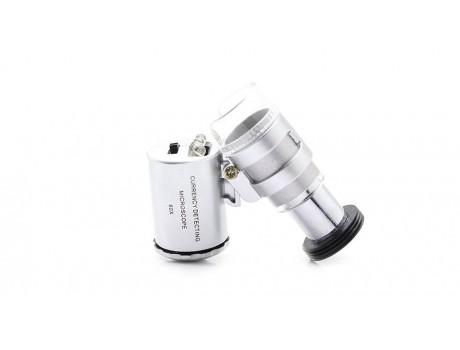 Микроскоп 60х с подсветкой Китай купить в Украине фото