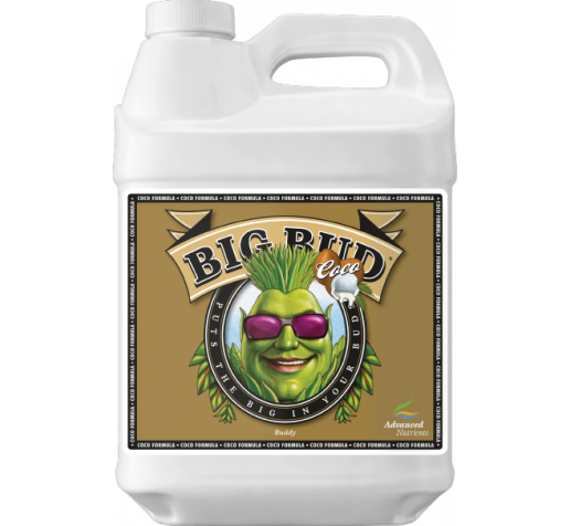 Big Bud Coco 250ml фото