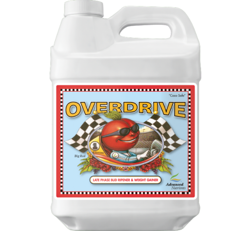 Advanced Nutrients Overdrive 10 l фото
