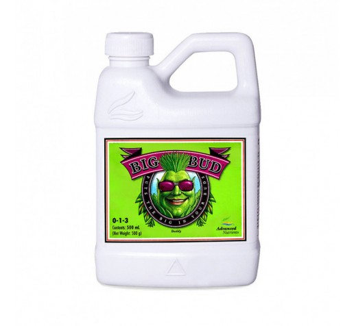 Advanced Nutrients Big Bud 500ml фото