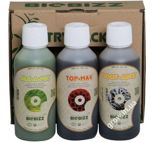 Stimulant Pack 750 ml BioBizz фото