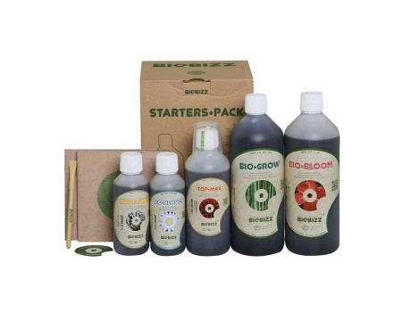 Biobizz Starters-Pack 3l BioBizz Netherlands купить в Украине фото