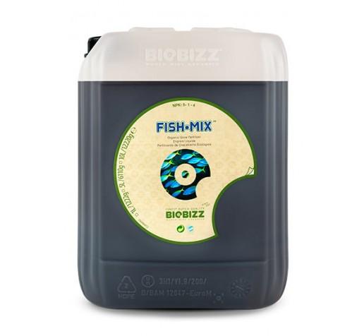 Fish-Mix 0,5 ltr BioBizz фото