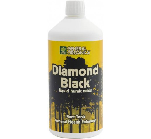 General Organics GO Diamond Black 1 ltr GHE Франция фото