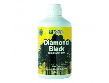 General Organics GO Diamond Black 0,5 ltr GHE Франция купить в Украине фото