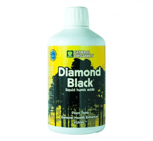 General Organics GO Diamond Black 0,5 ltr GHE Франция фото