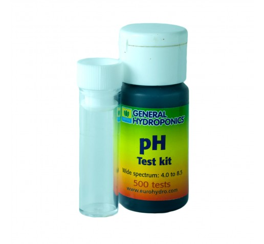 Ghe pH test kit Франция фото