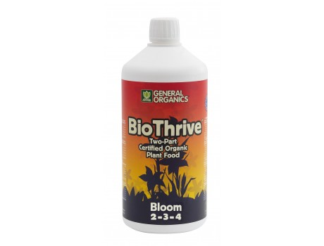 Pro Organic Bloom / GO Thrive Bloom1 ltr Terra Aquatica /GHE купить в Украине фото