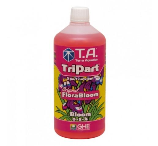 TriPart Bloom / Flora Bloom 1 ltr Terra Aquatica /GHE фото