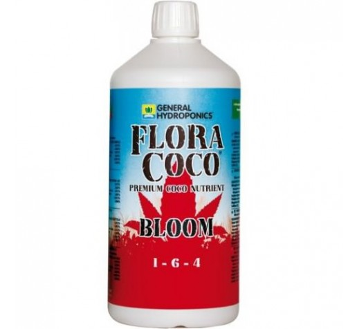 Flora Coco Bloom 1 ltr GHE Франция фото