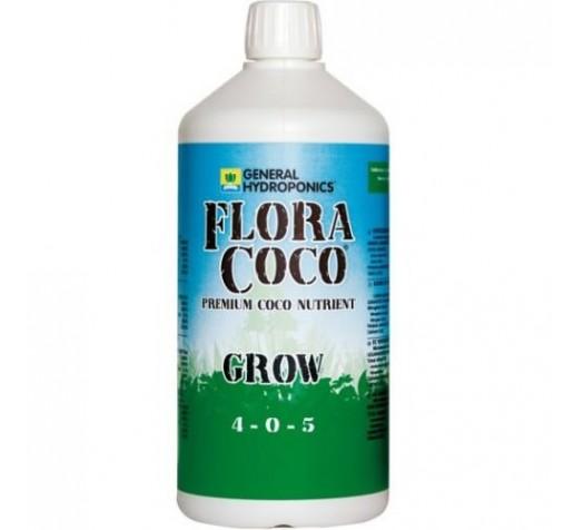 Dual Part Coco Grow / Flora Coco Grow 1 ltr Terra Aquatica /GHE фото