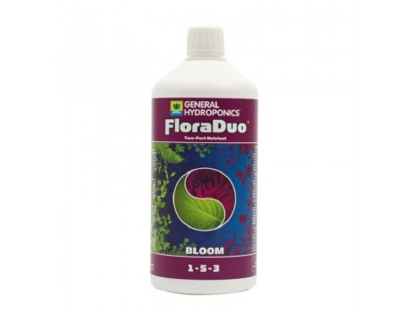 Flora Duo Bloom 0,5 ltr GHE Франция фото
