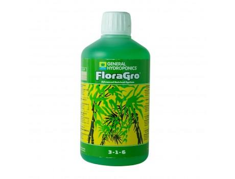 TriPart Grow / Flora Gro 0,5 ltr Terra Aquatica /GHE купить в Украине фото