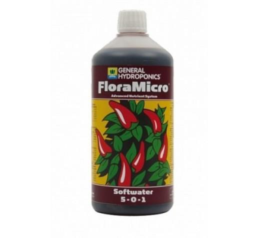 TriPart Micro SW / Flora Micro 1 ltr Terra Aquatica /GHE фото