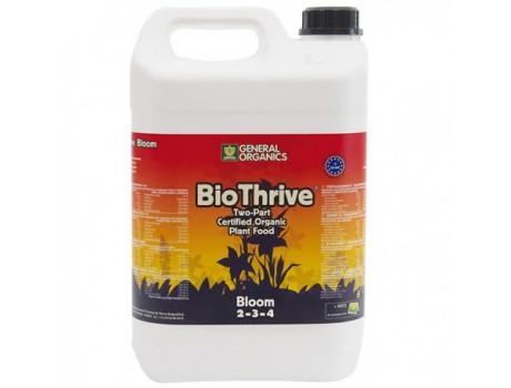 Pro Organic Bloom /  GO Thrive  Bloom 5 ltr Terra Aquatica /GHE купить в Украине фото