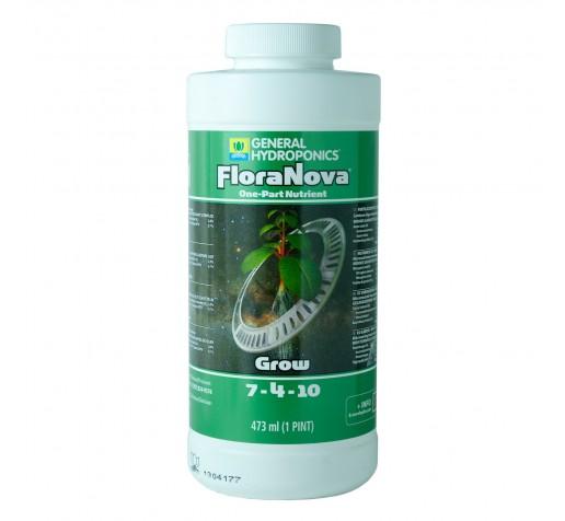 Flora Nova Grow (Флора Нова Гров) 473 ml Terra Aquatica /GHE фото