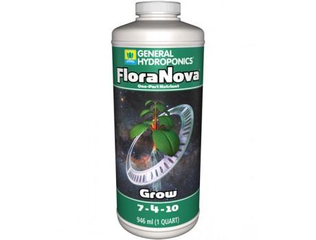 Flora Nova Grow (Флора Нова Гров) 946 ml Terra Aquatica /GHE купить в Украине фото