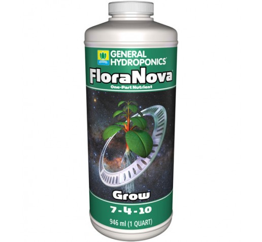 Flora Nova Grow 946 ml GHE Франция фото