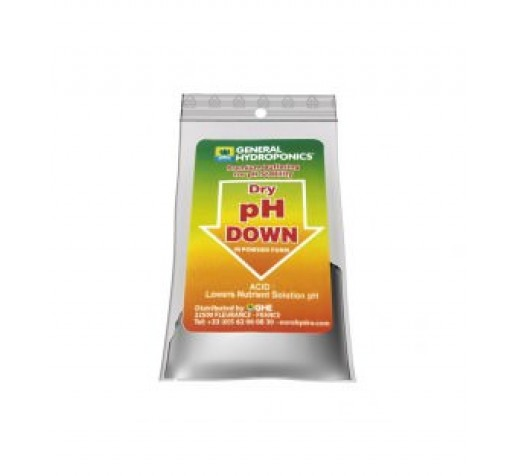 Ghe pH- down Dry 10 gr Франция фото