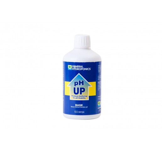 Ghe pH Up 0,5 ltr Франция фото