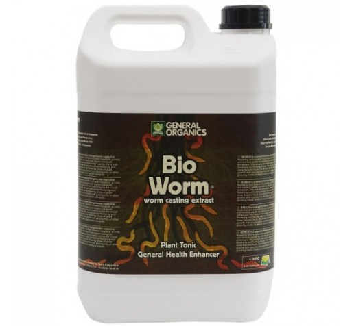General Organics GO BioWorm 5 ltr GHE Франция фото