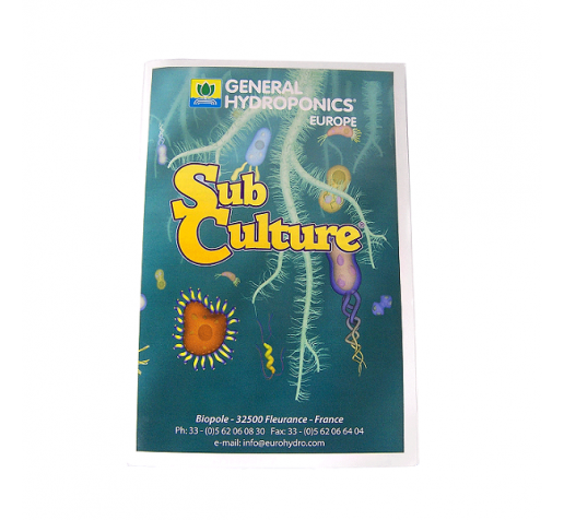 Pathogens Ghe Sub Culture 10gr Франция фото