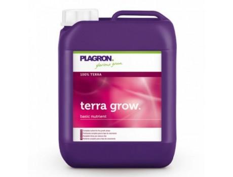 Terra Grow 5 ltr Plagron купить в Украине фото