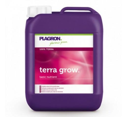 Terra Grow 5 ltr Plagron фото