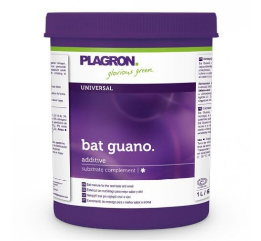 Bat Guano 1 ltr Plagron Netherlands фото