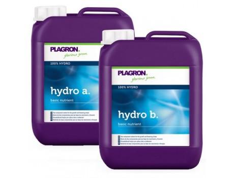 Hydro A&B 5 ltr Plagron Netherlands купить в Украине фото