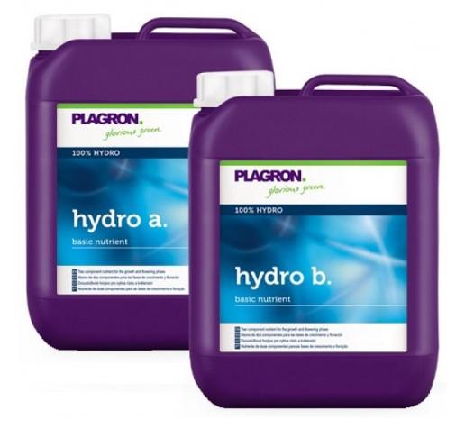 Hydro A&B 5 ltr Plagron Netherlands фото