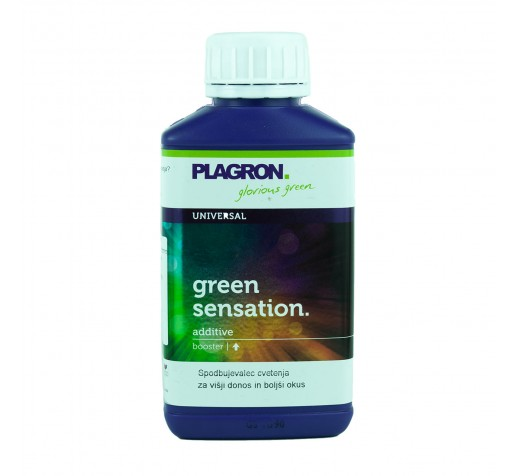Green Sesation 250 ml Plagron Netherlands фото