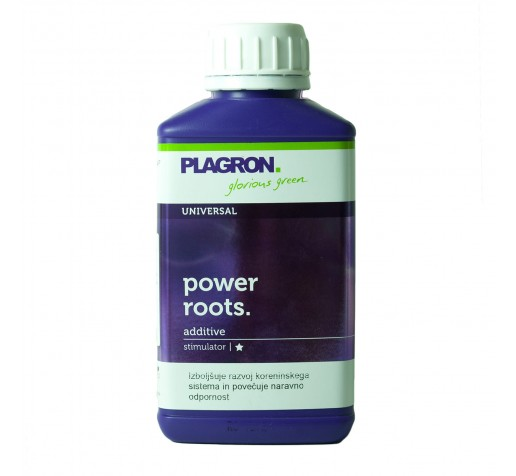 Power Roots  250 ml Plagron Netherlands фото